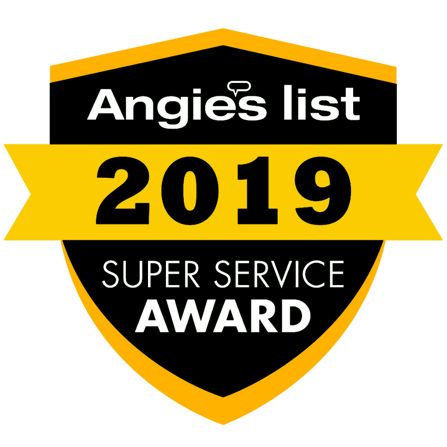 Guardian Roofing Earns 2019 Angie's List Super Service Award
