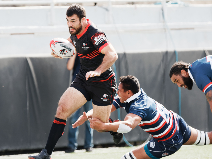 Utah Warriors Announce Official Partnership with the Malouf Foundation