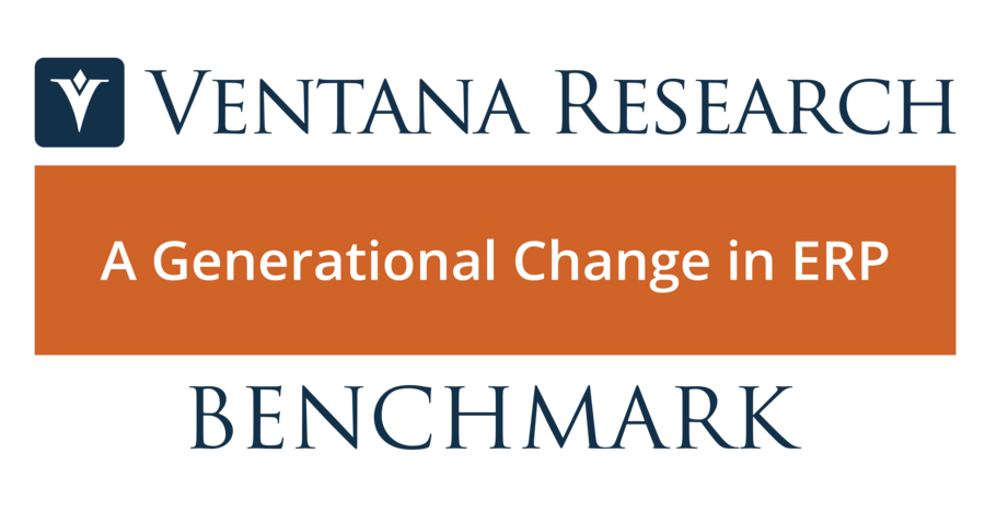 Ventana Research Introduces New Market Research: A Generational Change in ERP