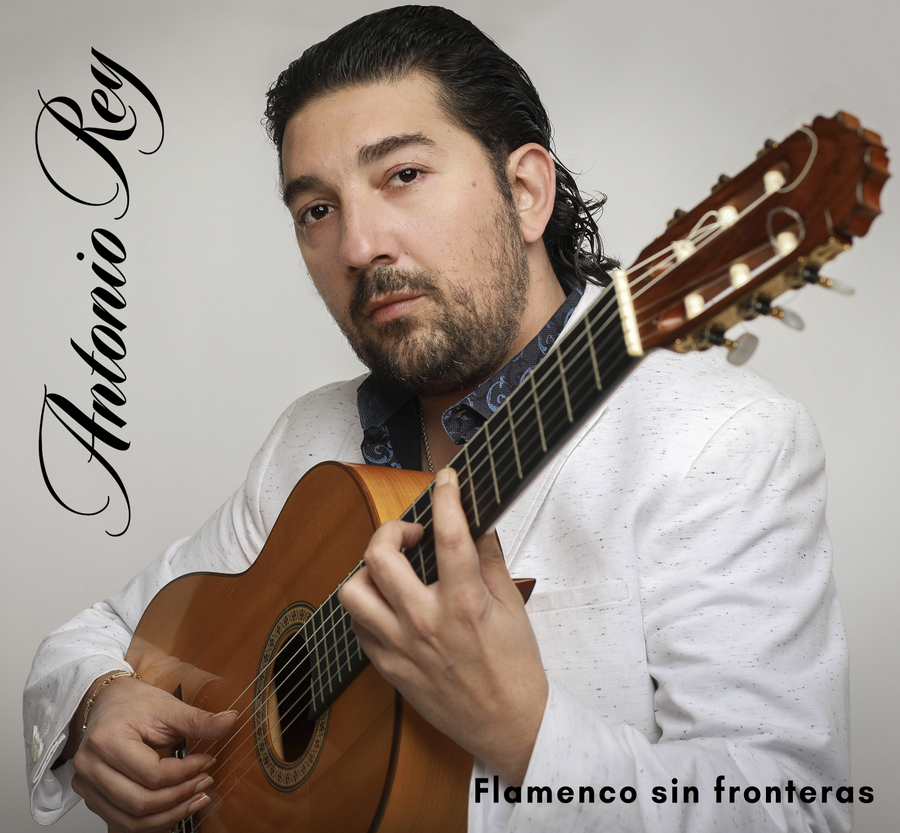 "Upcoming Album Release: ""Flamenco sin fronteras"" by Flamenco Guitarist Antonio Rey"