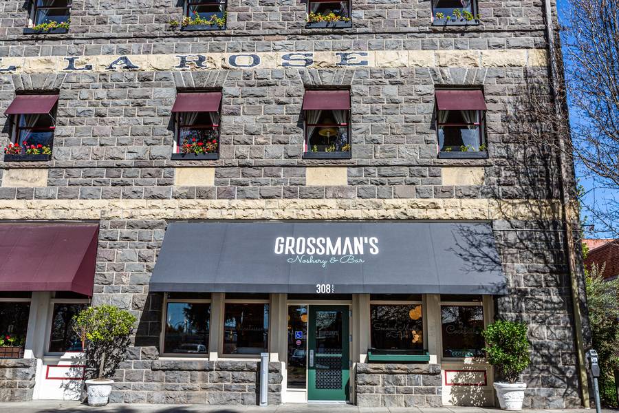 Grossman's Noshery & Bar to Open in Santa Rosa March 20