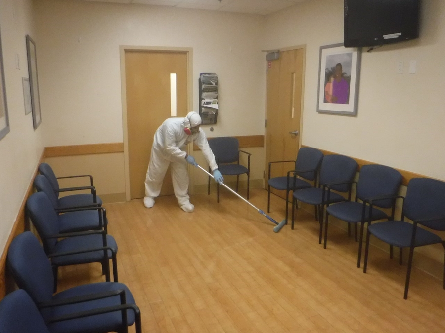 United Restoration Provides Coronavirus Cleanup & Sanitization Services In South Florida