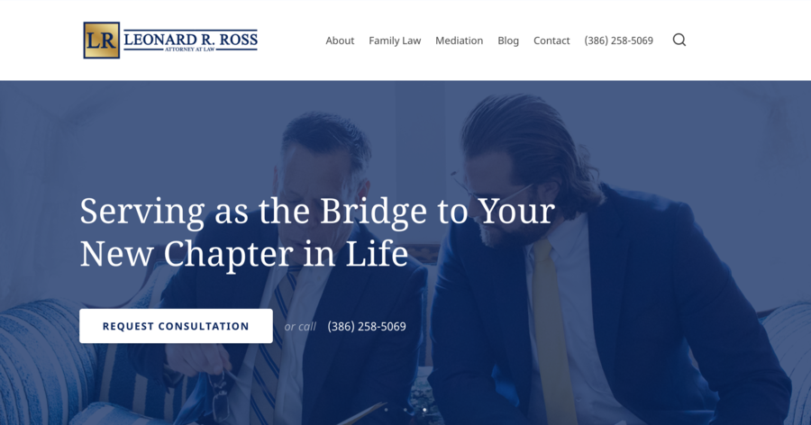 Florida Family Law Attorneys Launch Exciting New Website