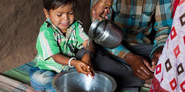 Global 'Handwashing Crisis' Could Compound Coronavirus, GFA World Warns