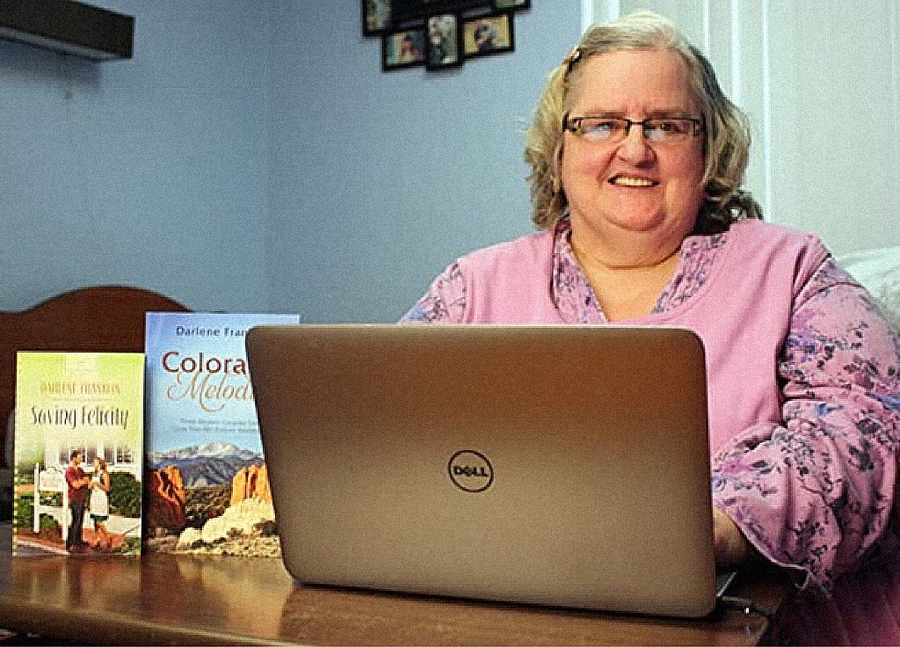 Best-Selling Author, Darlene Franklin, Has Raised The Bar For Authors Everywhere and Changed the Rules for Assisted Living