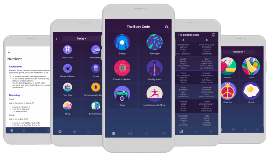 "The ""Discover Healing"" App Available for iOS, Android"