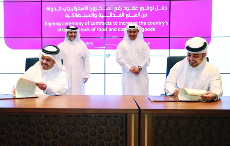 MoCI Signs Deal with 14 Firms to Raise Strategic Stock of Essential Commodities