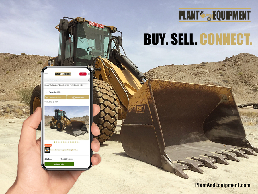 Plant & Equipment Launches New Website, as B2B Sees Spike in Online Activity due to Covid-19