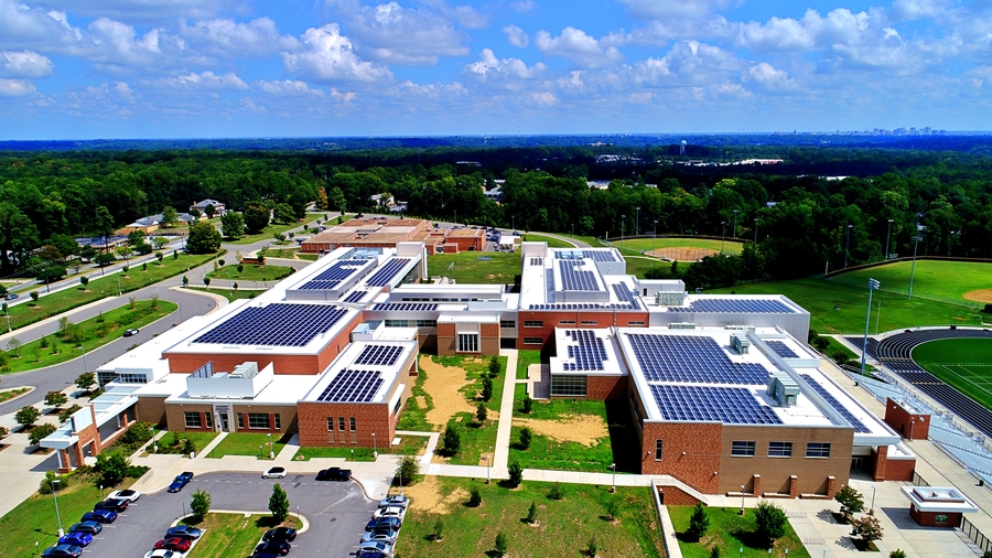Secure Futures Brings Affordable On-Site Solar Power To Schools and Businesses in North Carolina