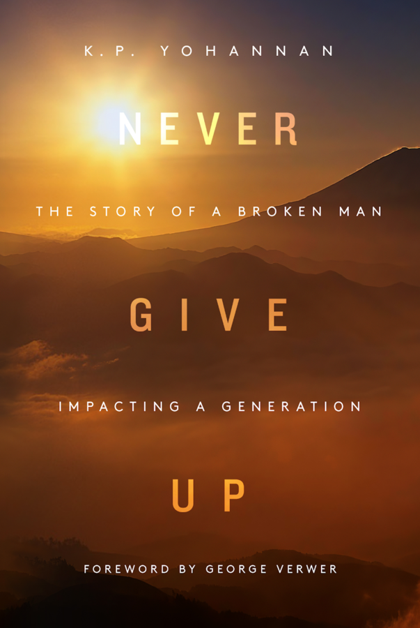 'Brutally Honest' New Book by GFA World Founder Encourages Church — 'Never Give Up'