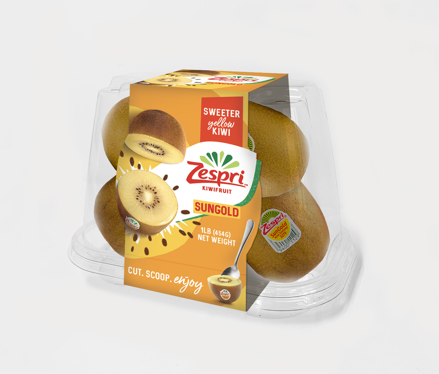 Zespri Dedicated to Deliver Vitamin C-Packed SunGold® Kiwi to Retailers