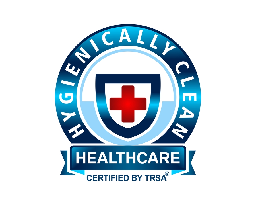 TRSA Hygienically Clean Healthcare Certification for Three Alsco Plants