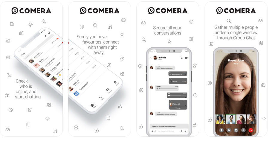 UAE Company Offers Comera Messenger with Group Video Calls Based on VideoMost SDK