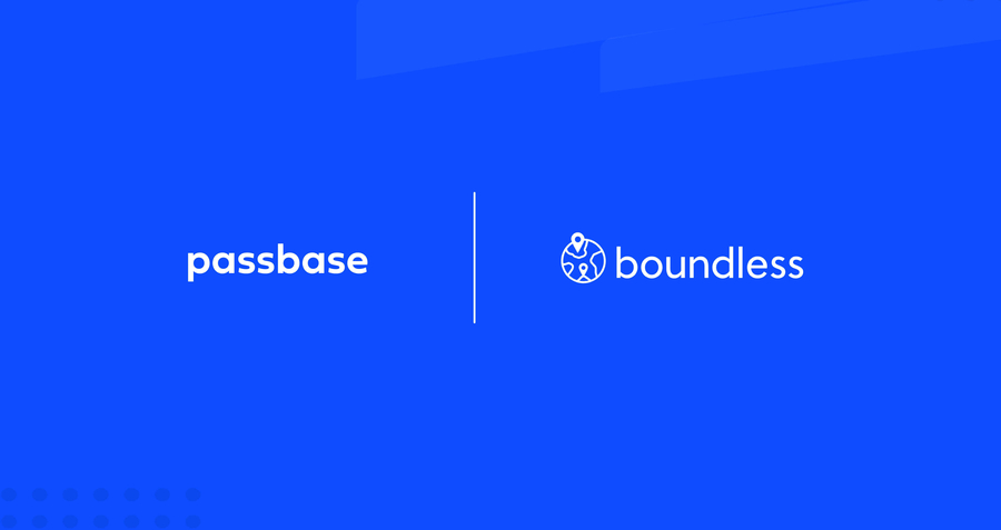 Boundless and Passbase Unveil the Future of Remote Employment