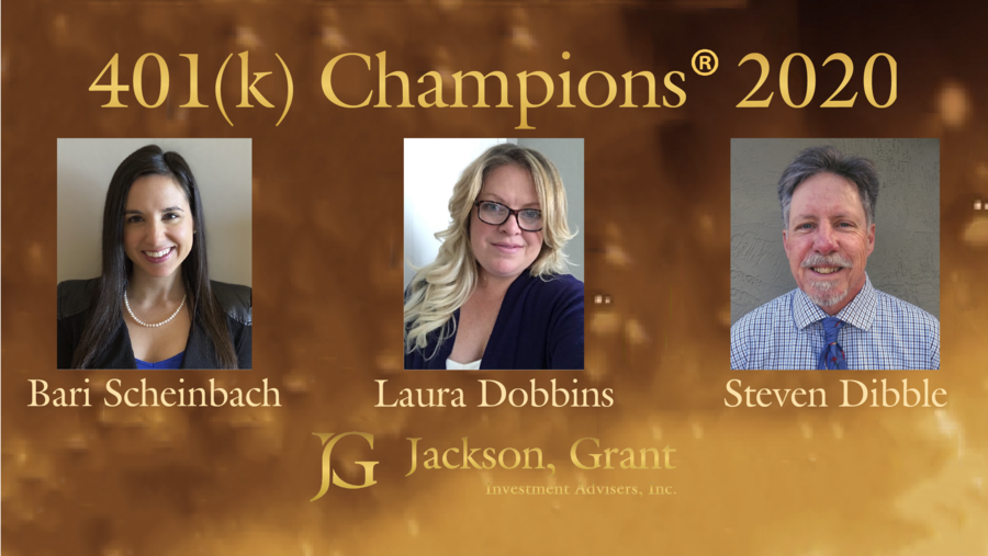 401(k) Champion® Award Announces Winners