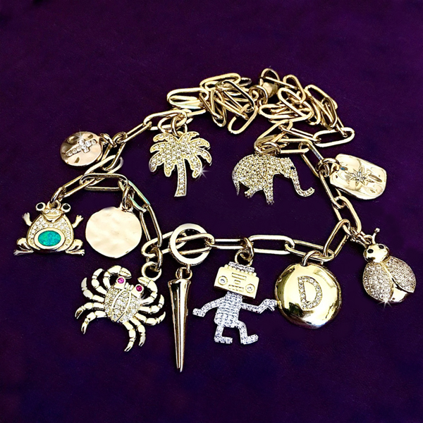 From The Dawn Of Man to Alex And Ani, Charm Jewelry Is Still Loved – Historical Perspective Offered By B.BéNI Jewelry