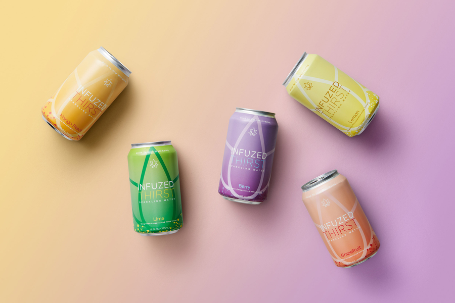 CBD Sparkling Water Company Infuzed Brands Intends to Raise $28M in Reg A+ Launch