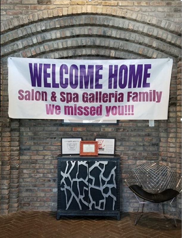 Fort Worth-Based Salon and Spa Galleria Welcomes Back Its 275 Beauty Pros