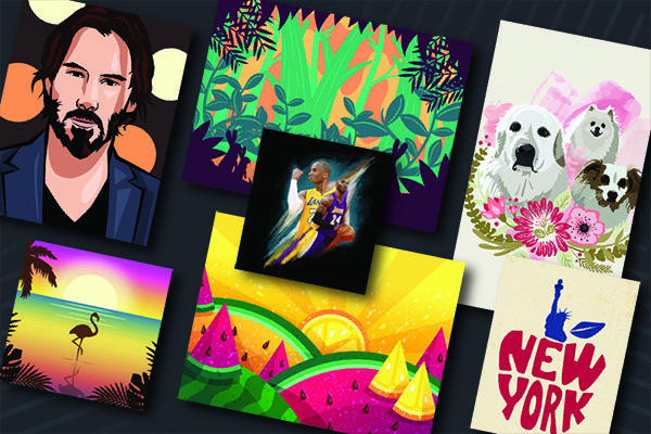 Design Pickle Reveals Unlimited Custom Illustration Offering