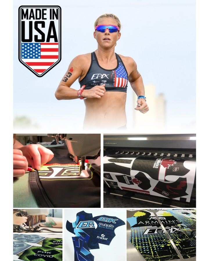 Epix Gear Launches Made in the USA Custom-Designed Sports Apparel
