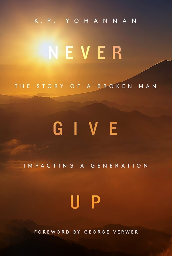 'Never Give Up' — New Book Encourages Coronavirus-Slammed North Americans
