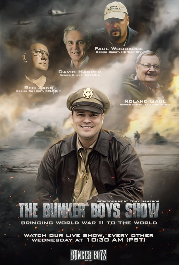 "New ""Bunker Boys Show"" Brings World War II to the World"