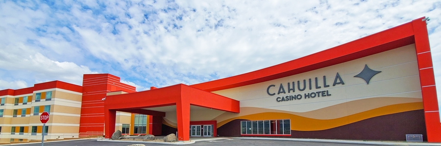Debuting New Hotel and Expanded New Property, Cahuilla Casino Hotel to Reopen May 27