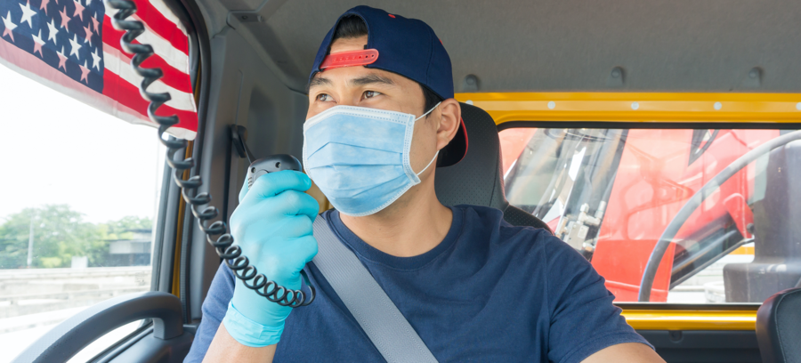 Managing Commercial Driver Risk During A Pandemic