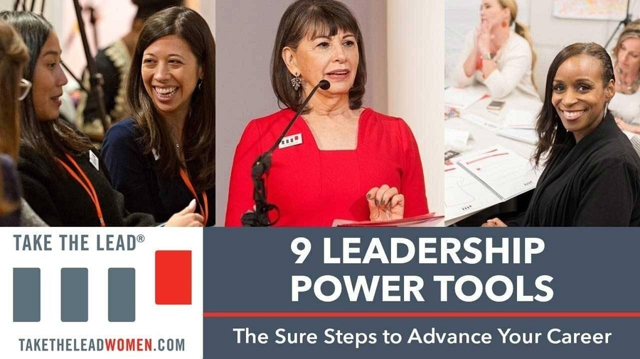 Take The Lead Offers New Digital Women's Leadership Course