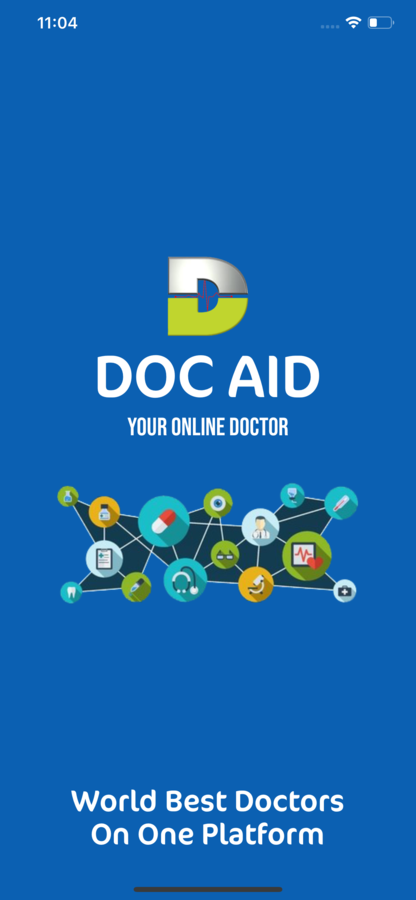 """Doc Aid – Your Online Doctor""- A Web and Mobile Application Launched by Lam Aid Ltd – The British MNC for Appointment Booking and Consultation with World's Best Doctors for the Patients Worldwide"