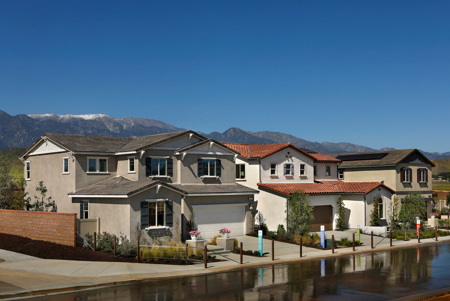 First Phase Sell-outs Reported at Pardee Homes' Arroyo and Cienega in Banning; New Homes from the High 200,000s