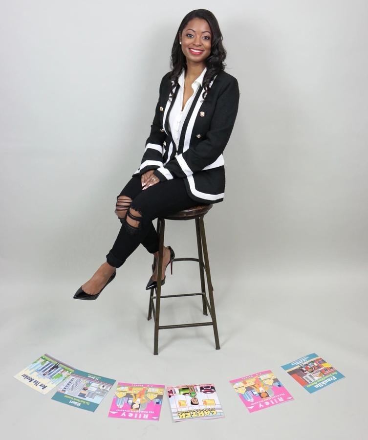 Entrepreneur Empowering Millennials Through Real Estate and Financial Literacy