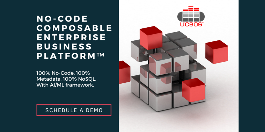 UCBOS, Inc. releases Metadata Driven No-Code Enterprise Application Platform