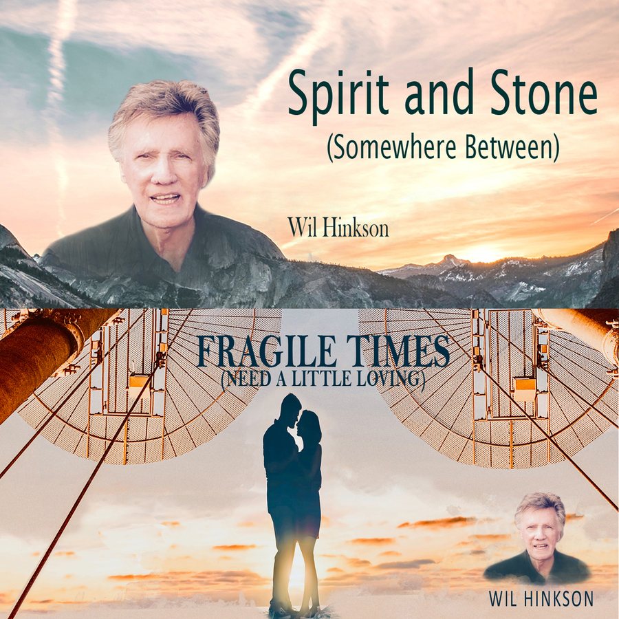 Wil Hinkson releases new single 'Spirit and Stone (Somewhere Between) Remastered'
