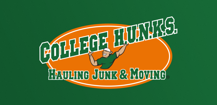College HUNKS Hauling Junk and Moving® Prepares for the Great American Move