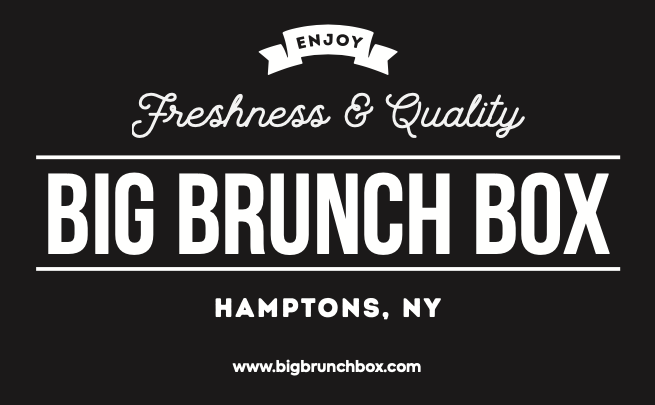 New Hamptons Curated Brunch Delivery Service