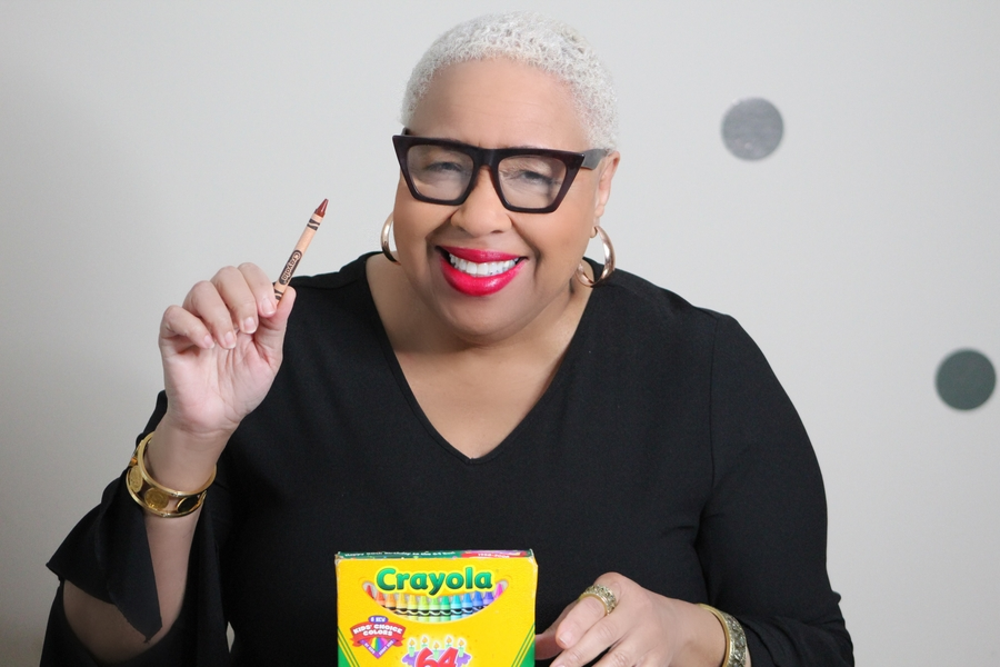 How a Box of Crayons Helped a Child to Win The Battle of Racism