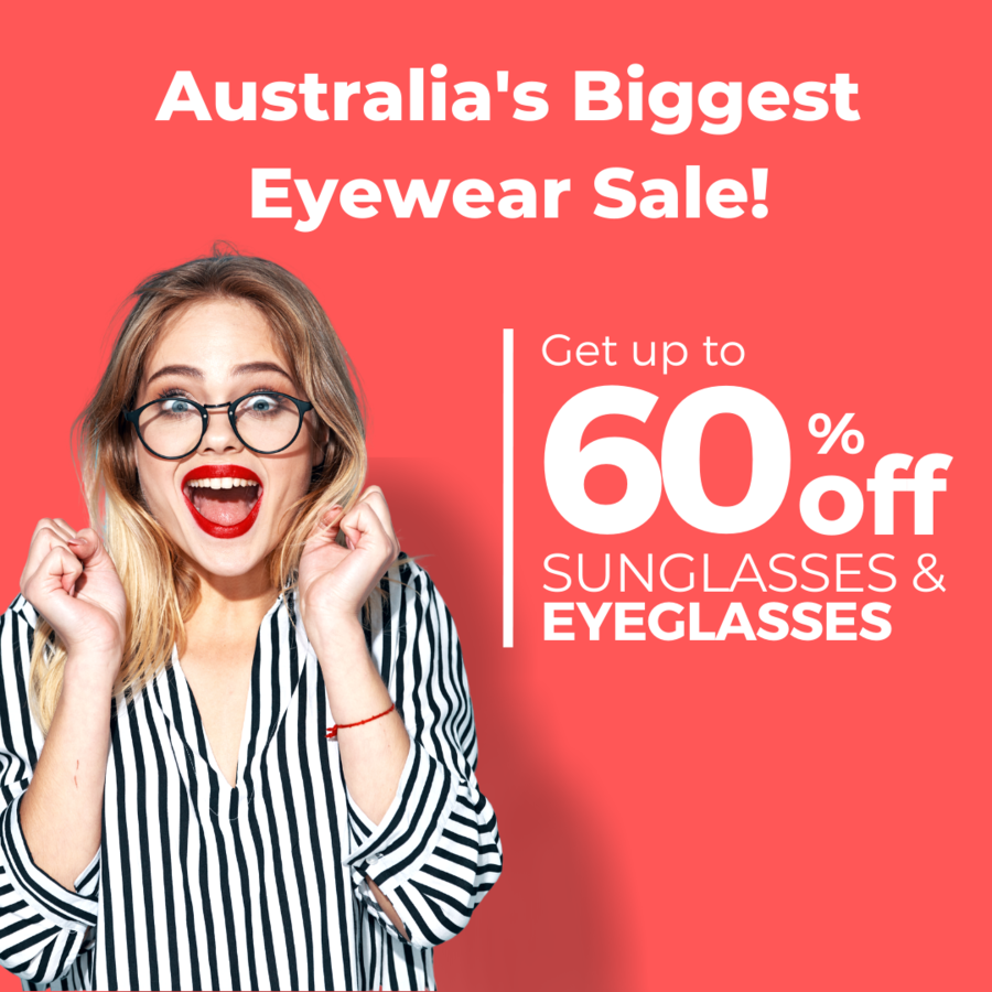 Vision Direct Announces EOFY Sale – Up to 60% Off Eyewear