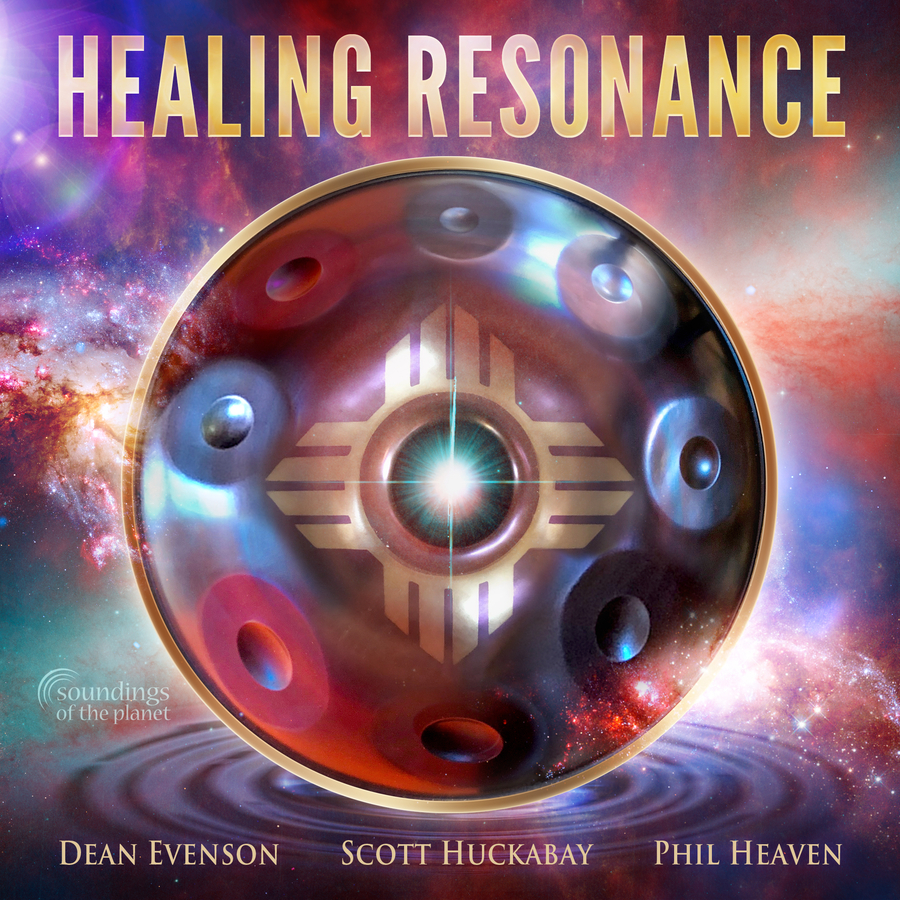 World Renowned Sound Healing Pioneer Dean Evenson Releases New Album HEALING RESONANCE on June 19th, 2020!
