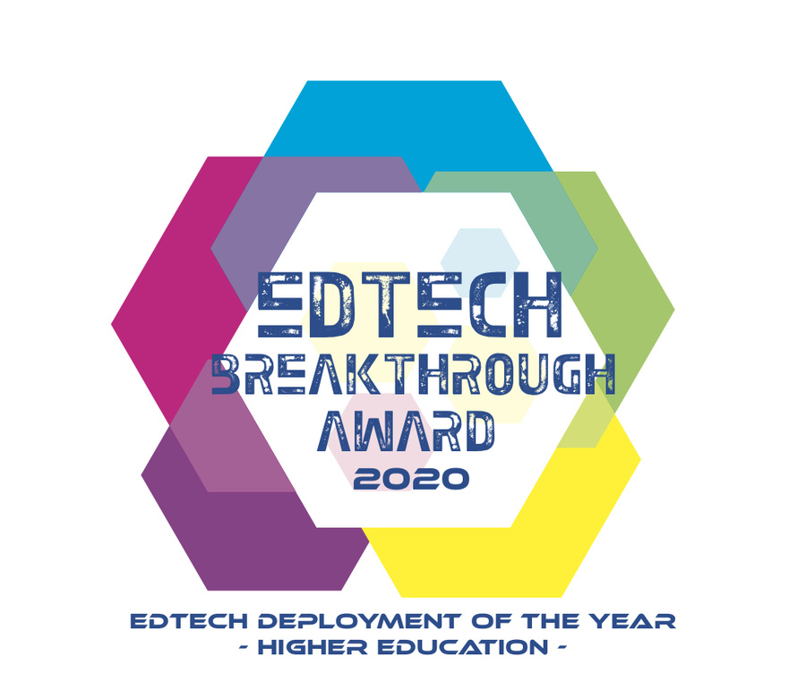 "Spirion Wins EdTech Breakthrough Award for ""Higher EdTech Deployment of the Year"" at Illinois College"
