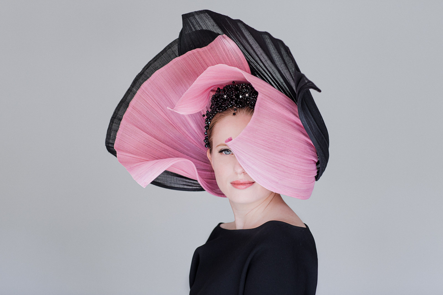 Australian Designer Headpiece Wins International Millinery Competition