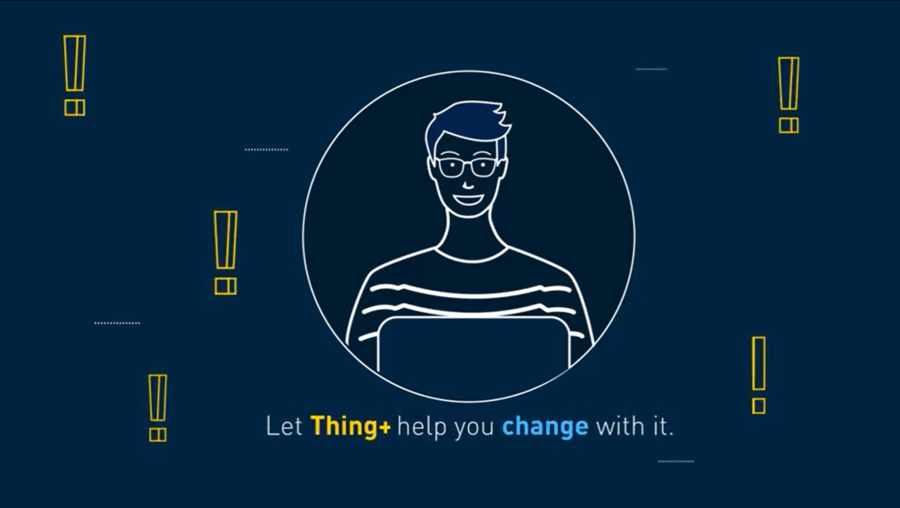 Thing+ — Fastest and Easiest Use of IoT Services Created by Daliworks