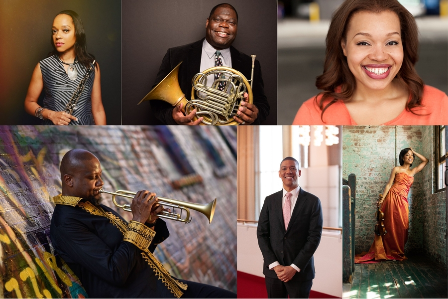New York Youth Symphony and New Jersey Youth Symphony Launch Artist Stories Series