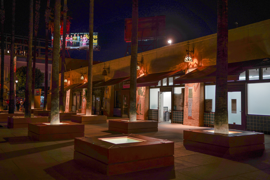 The American Cinematheque and Netflix Join Forces to Preserve Hollywood's Historic Egyptian Theatre