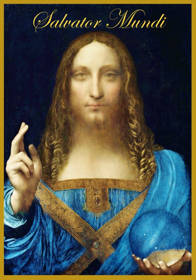 Amundi Asset Management (Europe's largest asset manager) buys Mundicoin (cryptocurrency/artwork) from Real Salvator Mundi