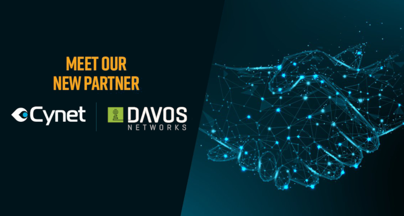 Davos Networks & Cynet Sign Partnership Agreement to Bring All-in-One Cyber Security Platform to Market