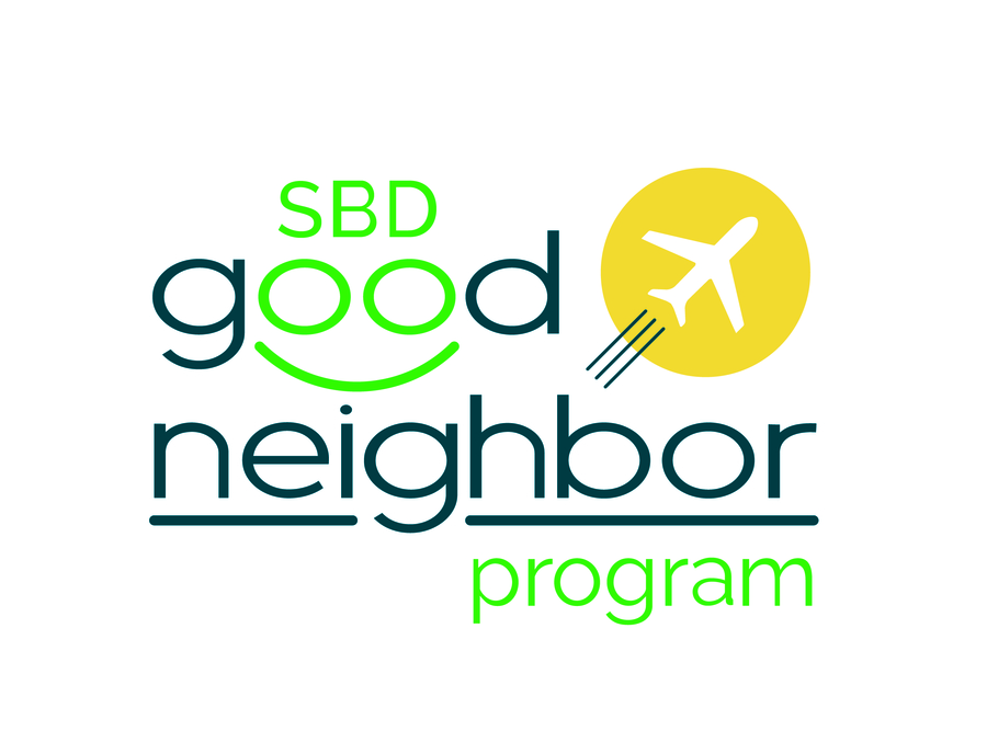 "SBD International Airport Launches ""SBD Good Neighbor"" Outreach Program"