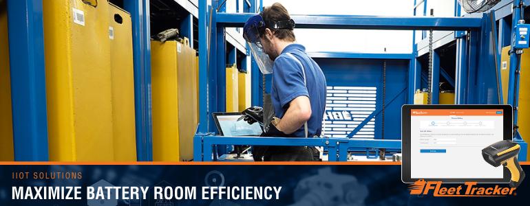 BHS, Inc. Brings IIoT Solutions to Forklift Fleet Management