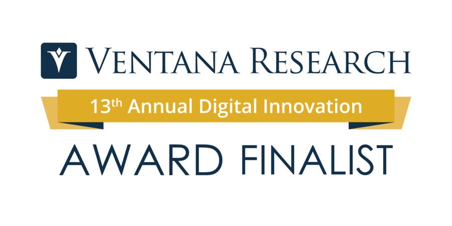 Ventana Research Announces 13th Annual Digital Innovation Award Finalists