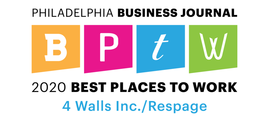 Respage honored in Philadelphia Business Journal's Best Places to Work